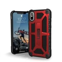 Чехол UAG для iPhone X/ XS Monarch Carbon Red, Цена: 577 грн, Фото
