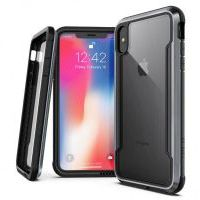 Чехол iPhone XS Max Black Case Defense Shield, Цена: 703 грн, Фото
