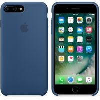 Силиконовый чехол Apple Silicone Case Ocean Blue для iPhone 7/8 plus, Цена: 481 грн, Фото