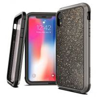 Чехол для iPhone XR Dark Glitter Case Defense Lux, Цена: 979 грн, Фото