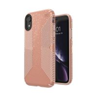 Чехол Speck fop Apple iPhone XR PRESIDIO CLEAR   GLITTER - BELLA PINK WITH GOLD GLITTER/BELLA PINK, Цена: 1130 грн, Фото