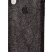 Чехол Textile cover 360 Protect iPhone Xr Black, Цена: 502 грн, Фото