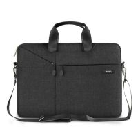 Cумка WIWU Gent Brief Case for MacBook Air/Pro 13 Black, Цена: 1030 грн, Фото