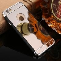 Чехол Matte - Mirror case for iPhone 6.6s/ iPhone 7.7 plus/ 8.8 plus Silver, Цена: 377 грн, Фото