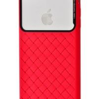 Чехол Weaving Case для iPhone 7/8 Plus Red, Цена: 288 грн, Фото