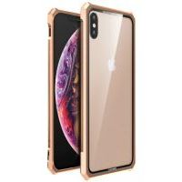 Чехол накладка Luphie для iPhone Xs Max Gold, Цена: 603 грн, Фото