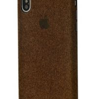 Чехол Textile cover 360 Protect iPhone Xs Max Brown, Цена: 502 грн, Фото