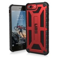 Чехол UAG для iPhone 7 Plus / iPhone 8 Plus Monarch Red, Цена: 552 грн, Фото