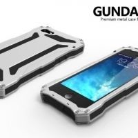 Чехол R-JUST Gundam 2 Waterproof Silver For iPhone 5.5s.5SE, Цена: 502 грн, Фото