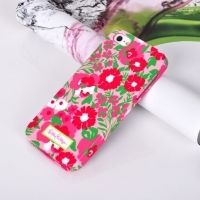 Чехол Luxury flower candy Silicon iPhone 5.5s №1, Цена: 287 грн, Фото