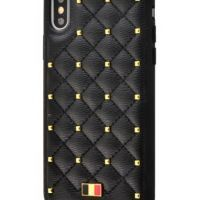 Чехол Mentor Poage series iPhone Xs Max Black, Цена: 552 грн, Фото