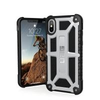 Чехол UAG для iPhone X/ XS Monarch Carbon White, Цена: 577 грн, Фото