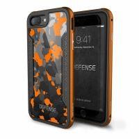 X-Doria Defense Shield Series for iPhone 7. 7 plus /8.8 plus - Orange, Цена: 804 грн, Фото