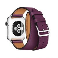 Ремешок для Apple Watch 38/40mm Hermes Double Tour Purple, Цена: 929 грн, Фото