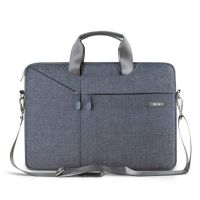 Cумка WIWU Gent Brief Case for MacBook Air/Pro 13 Grey, Цена: 1030 грн, Фото