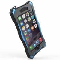Бампер R-Just Gundam Waterproof for iPhone 6.6s. 6 plus/ s  Blue, Цена: 879 грн, Фото