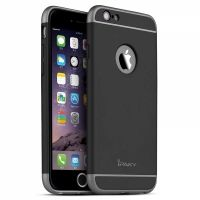 Чехол iPaky Black Full Cover For iPhone 6.6S, Цена: 502 грн, Фото