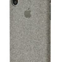 Чехол Textile cover 360 Protect iPhone Xs Max Grey, Цена: 502 грн, Фото