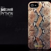 Justcavalli silicone iPhone 4.4s.5.5s case (python), Цена: 261 грн, Фото
