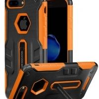 Чехол Nillkin Defender 4 Series Armor-border iPhone 7. 7 plus / 8.8 plus Orange, Цена: 628 грн, Фото