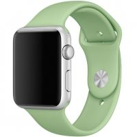Ремешок Silicone Mint Band for Apple Watch 38/40/42/44mm, Цена: 549 грн, Фото