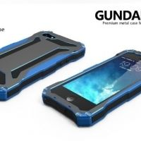 Чехол R-JUST Gundam 2 Waterproof Blue For iPhone 5.5s.5SE, Цена: 502 грн, Фото