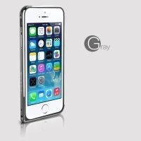 Бампер метталический Nillkin iPhone 6 Gothic Grey, Цена: 450 грн, Фото