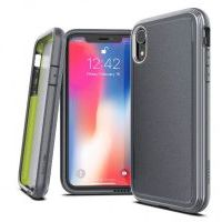 Чехол для iPhone XR Серый Case Defense Ultra, Цена: 979 грн, Фото