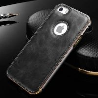 Чехол Cross Leather Grey - bumper grey for iPhone 5.5s, Цена: 251 грн, Фото