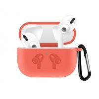 Чехол для наушников Apple AirPods Pro Silicone Case Coral, Цена: 226 грн, Фото