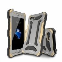 Чехол R-Just Gundam Waterproof for iPhone 7 / iPhone 8 Gold, Цена: 879 грн, Фото