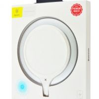 Беспроводное З/У Wireless Charger Baseus Metal Silver, Цена: 578 грн, Фото