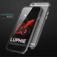 Бампер Luphie Ultra Luxury Black for iPhone 6.6s, Цена: 377 грн, Фото