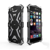 Бампер-Чехол for iPhone 6 Luxury Metal Thor Black, Цена: 804 грн, Фото