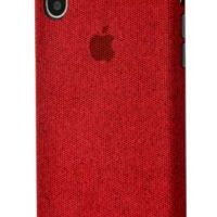 Чехол Textile cover 360 Protect iPhone Xs Max Red, Цена: 502 грн, Фото