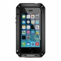 Чехол LunaTik iPhone 5/5s Taktik Strike Gorilla Glass Black, Цена: 601 грн, Фото