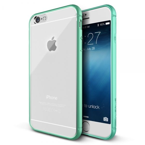 Чехол Verus iPhone 6 4.7 Case Crystal Mixx Series Mint - Фото 1