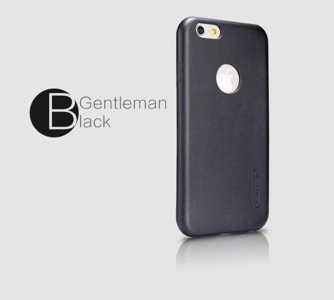 Чехол Apple iPhone 6.6 Plus New Leather Case-Victoria Black - Фото 1