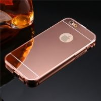 Чехол глянец Mirror Rose Gold case for iPhone 6.6s.& iPhone 7.7 plus /8.8 plus, Цена: 360 грн, Фото