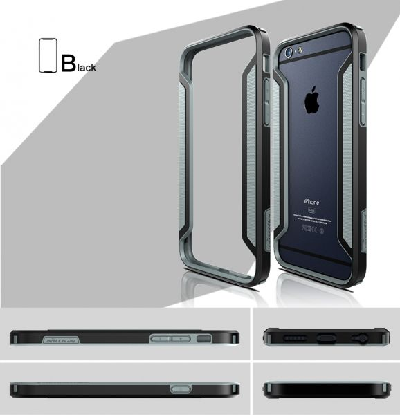 NILLKIN Slim Armor  Bumper for Apple iPhone 6 (все цвета) - Фото 3