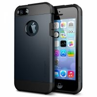 SGP SPIGEN Case Tough Armor Metal Slate- Защитный чехол для iPhone 5.5s, Цена: 304 грн, Фото