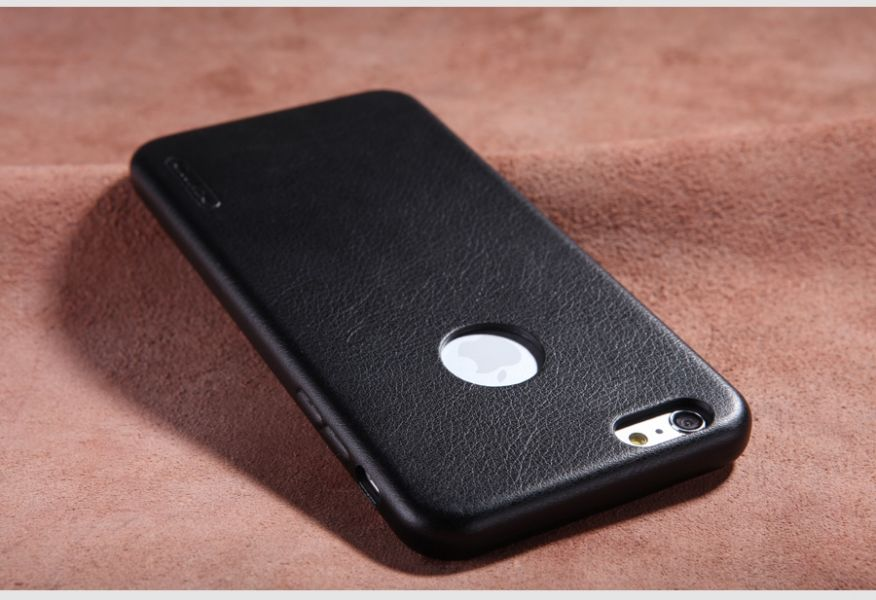 Чехол Apple iPhone 6.6 Plus New Leather Case-Victoria Black - Фото 2