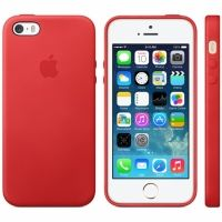 Чехол Apple Case для iPhone 5/5S RED (usa replica), Цена: 506 грн, Фото