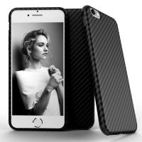 Чехол silicone carbon case Black iPhone 6.6s, Цена: 390 грн, Фото