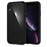 Чехол Spigen Ultra Hybrid for iPhone XR - Matte Black (064CS24874), Цена: 778 грн, Фото