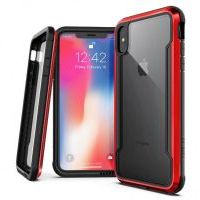 Чехол iPhone XS Max Red Case Defense Shield, Цена: 703 грн, Фото
