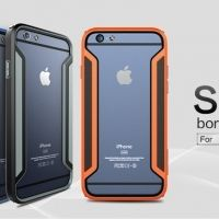 NILLKIN Slim Armor  Bumper for Apple iPhone 6 (все цвета), Цена: 563 грн, Фото