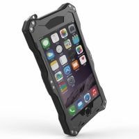 Бампер R-Just Gundam Waterproof for iPhone 6.6s. 6 plus/ s Black, Цена: 879 грн, Фото