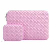 Чехол Mosiso Lycra Soft Sleeve for MacBook Air 13 / Pro 13 - Pink, Цена: 728 грн, Фото