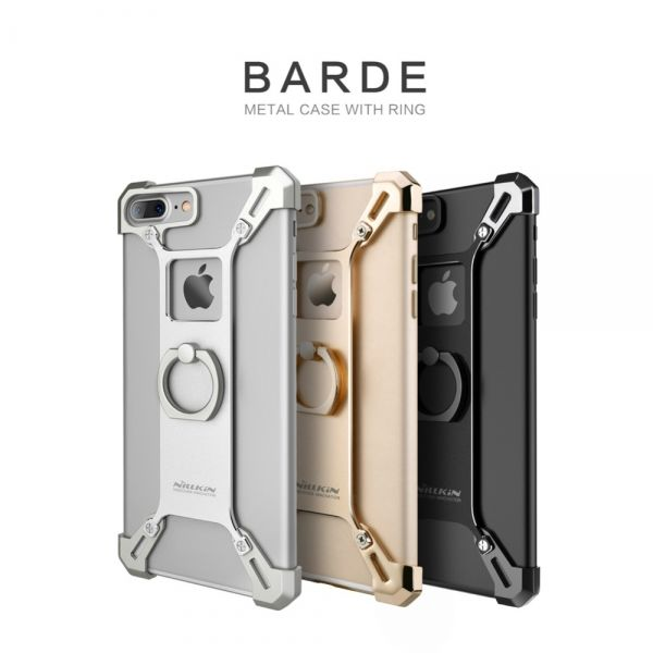 Бампер Nillkin Barde Silver for iPhone 7.7 plus/ 8.8 plus - Фото 2